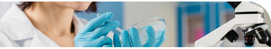 Disfruta de medios de cultivo para microbiología clínica